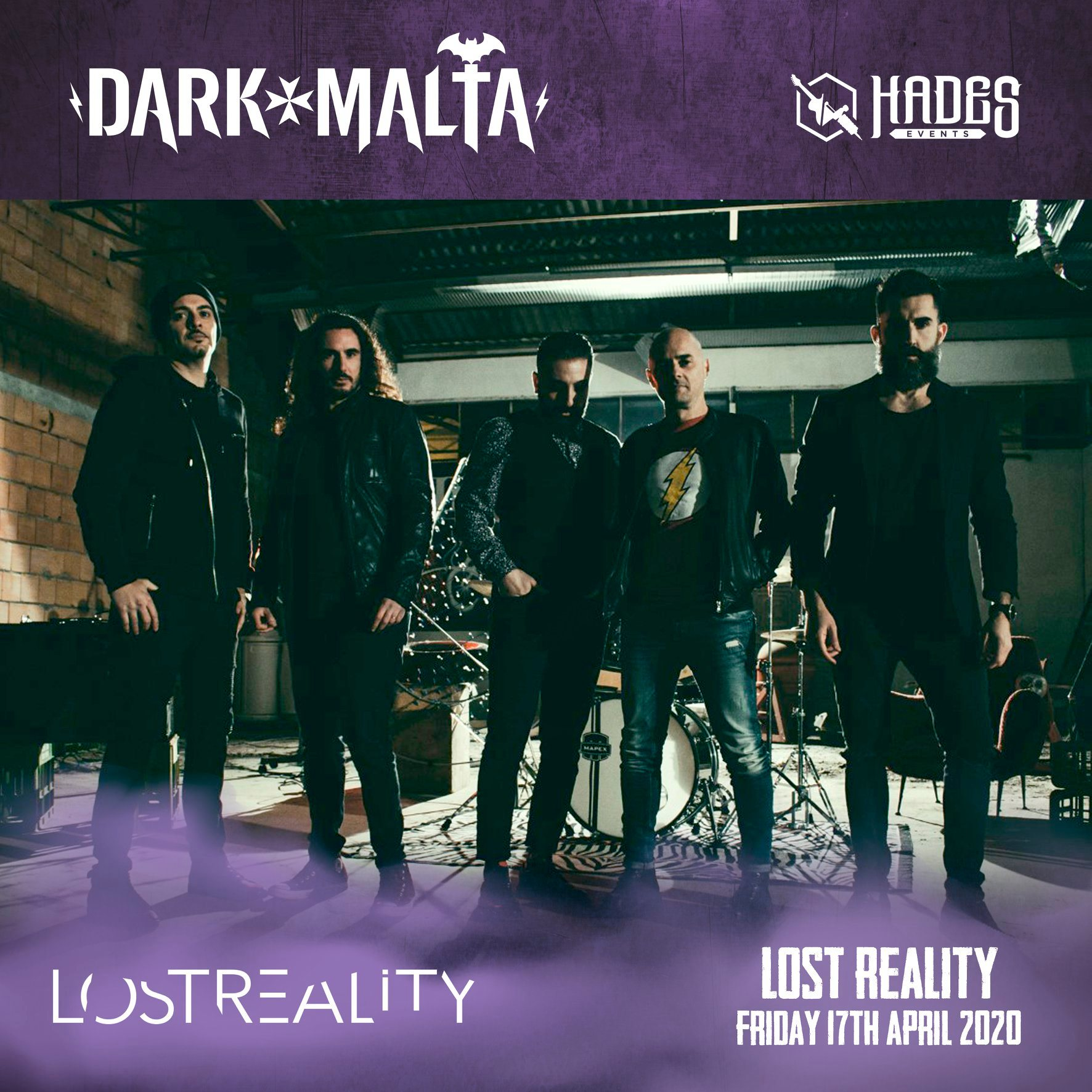 Lost Reality @ Dark Malta Festival - Nachtmahr - Covenant and others